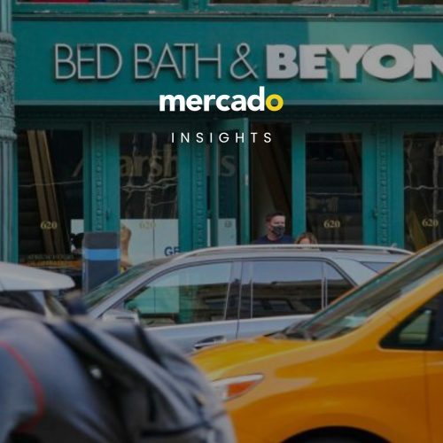 Mercado | Bed Bath & Beyond's Fist Mile focus to reduce tied up working capital is a winner