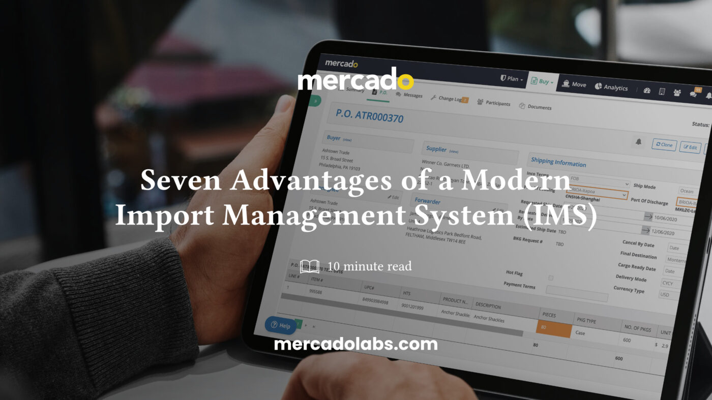 Mercado | Guide download - 6 Advantages of a Modern IMS