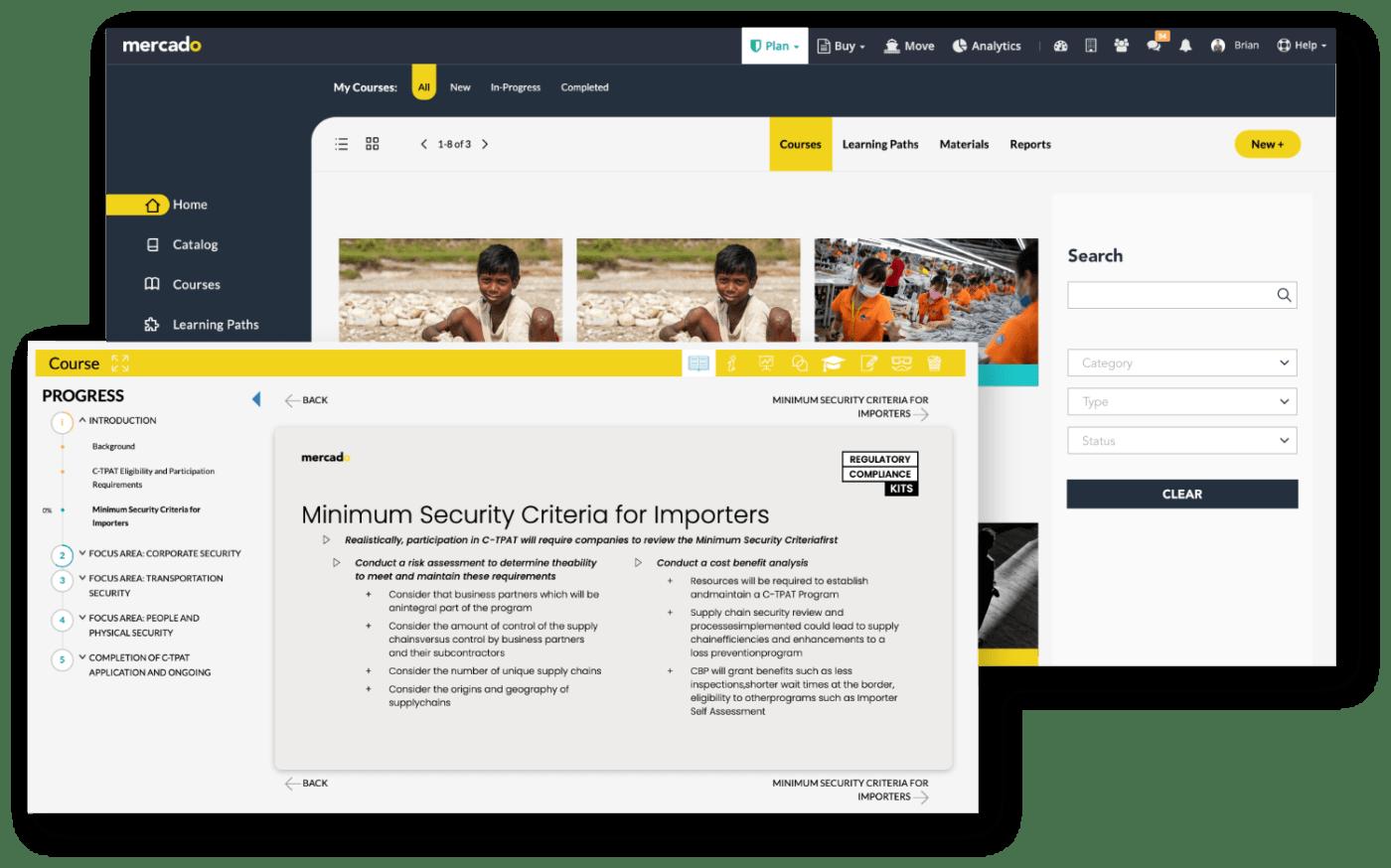 Mercado Labs | Product Suite - Plan