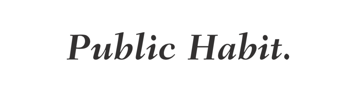 Mercado Customer   Public Habit