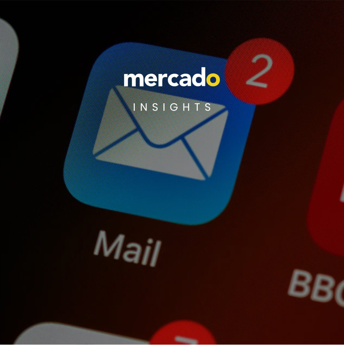 Mercado | Insights - Please stop sending emails so I can respond to your emails