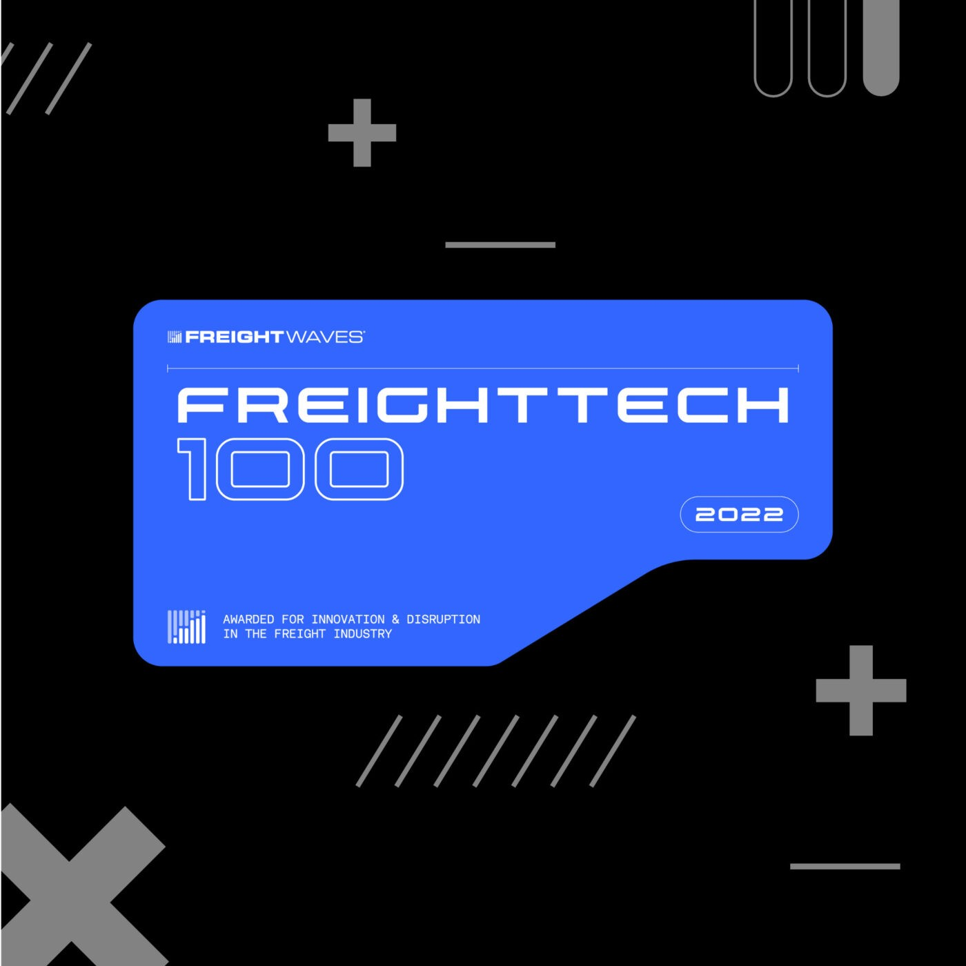 """Featured image for """"Mercado Recognized as FreightTech 100 Company for Second Year in a Row"""""""